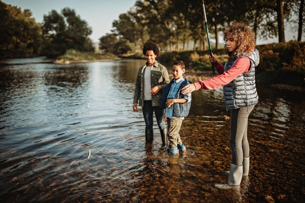 Lär dig att njuta av fiske