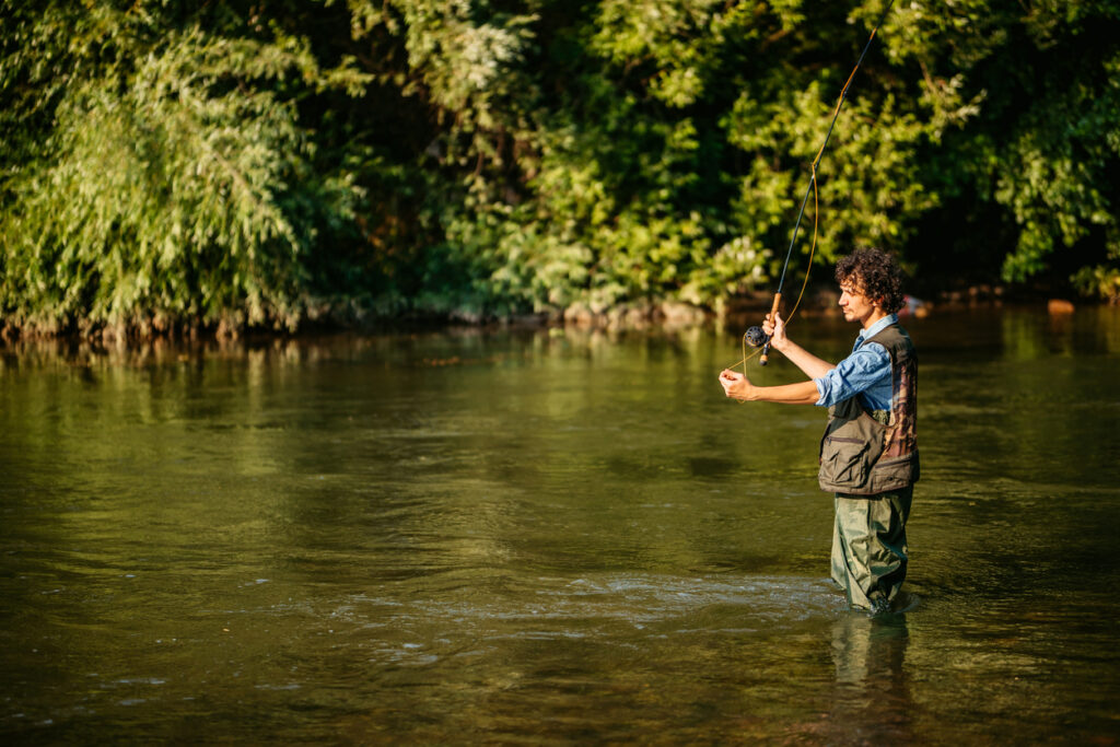 Hur kommer man igång med att fiska?