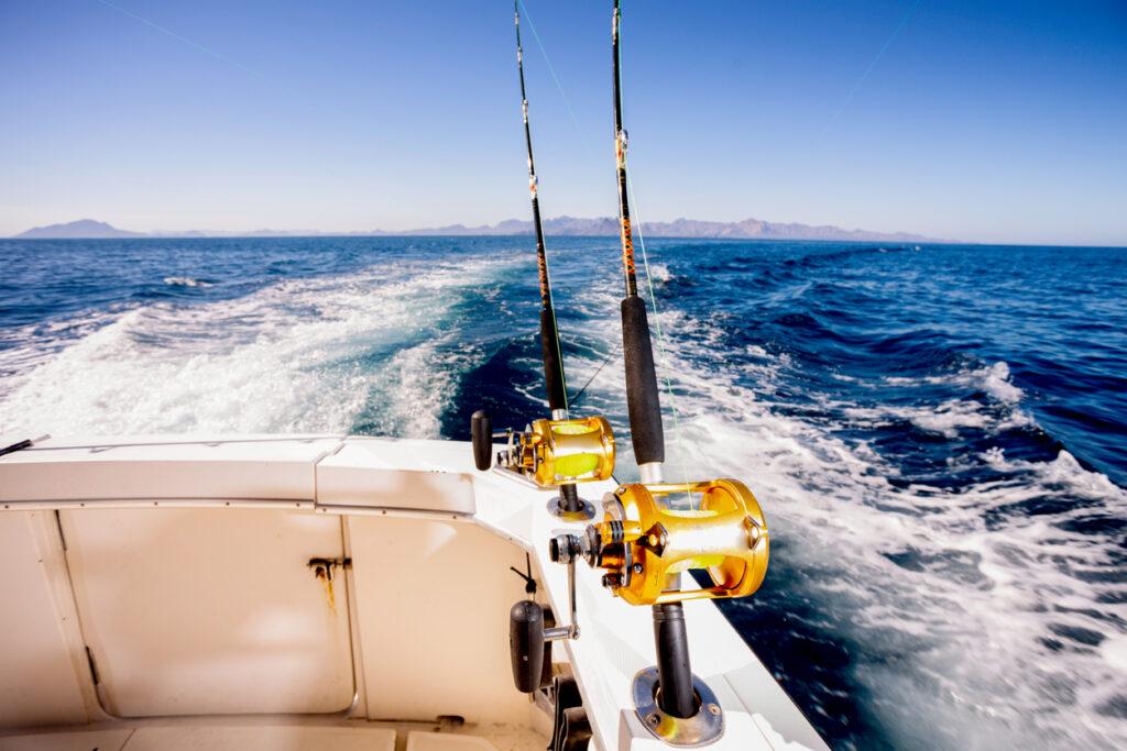 Varför tävlingsfiske är en sund sport