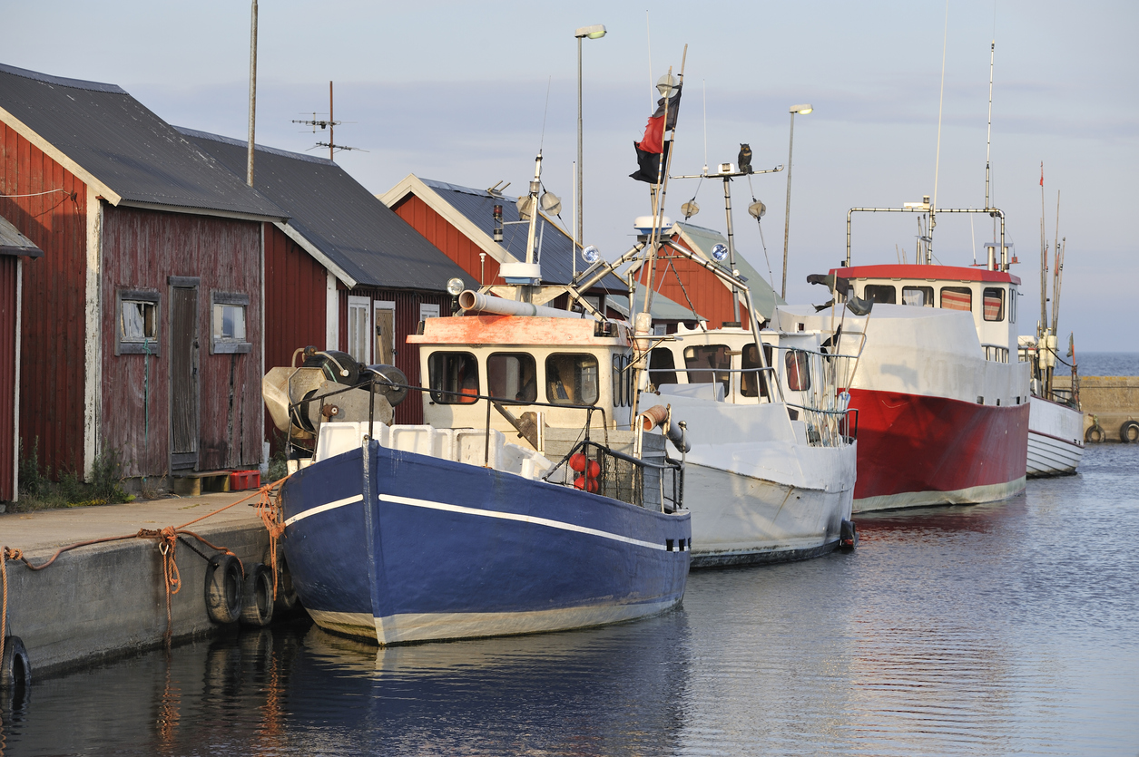 Natursköna fiskeställen i Sverige